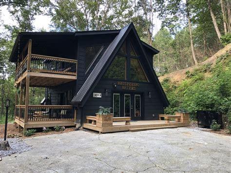 brand   frame cabin chalet village