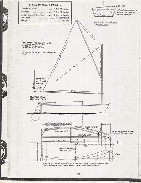 Optimist Boat Brands by Optimist Boat Plans Why You Need To Manage The Time To