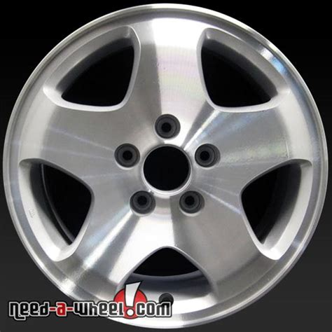 16 quot honda odyssey oem wheels 1999 2001 machined factory