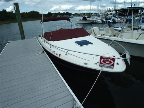 Cuddy Cabin Power Boats by 1995 Sea 220 Cuddy Cabin Power Boat For Sale Www
