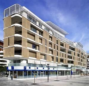 Agence Architecture Montpellier : montpellier buildings south of france architecture e architect ~ Melissatoandfro.com Idées de Décoration