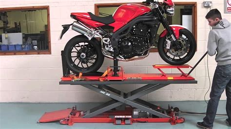 motocross bike repairs eazyrizer pro tech motorcycle service bay youtube