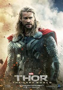 Thor The Dark World poster - Thor 2 - blackfilm.com/read ...
