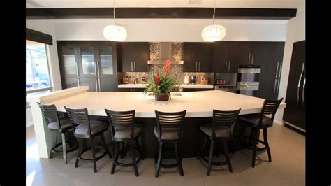 large kitchen island  seating ideas  kitchen island
