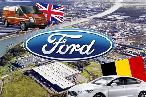 Ford Closes European Plants