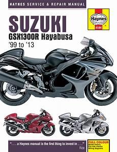 Suzuki Gsx1300r Hayabusa  99