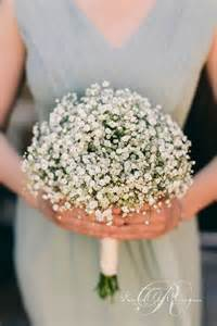 affordable bridesmaid gifts wedding flowers 40 ideas to use baby s breath