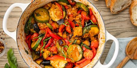 Kitchen Color Ideas Pinterest - easy traditional ratatouille recipe how to make ratatouille