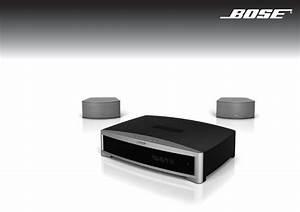 Manual Bose 3