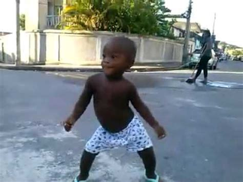 Black African Kid Dancing Meme - awesome dance made by a little black kid youtube