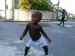 Awesome Dance Made by a Little Black Kid - YouTube
