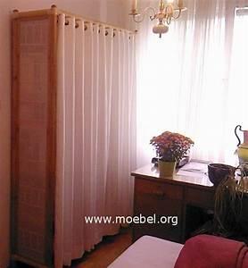 Schrank Mit Vorhang : bambusm bel bambusschr nke b cherschrank mit vorhang ~ Lizthompson.info Haus und Dekorationen
