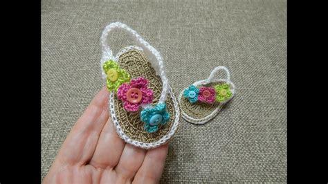 Sandalias para Bebe Crochet YouTube
