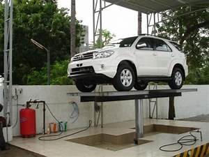 Vehicle Ramp And Lift
