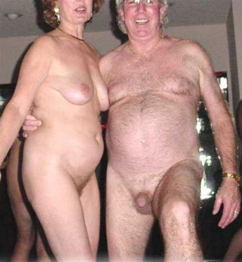 Old Senior Nude Couples