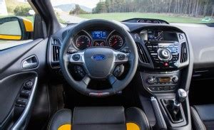 ford focus st review msrp release date