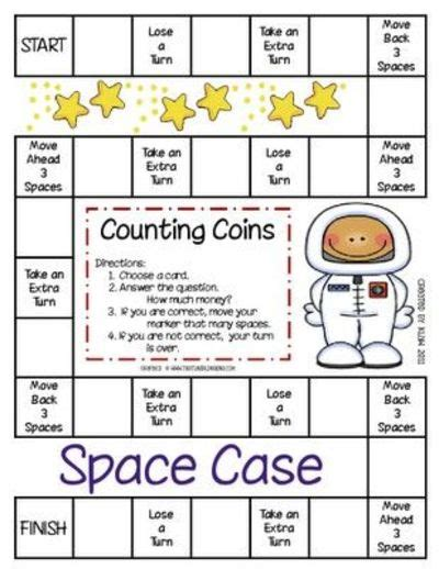 counting money free printable school planning