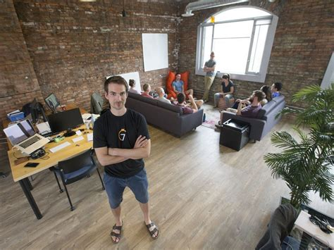 Saskatoon tech startup plans expansion   Tech startup office, Tech startups, Startup office