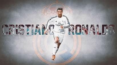 Ronaldo Madrid Cristiano Table Brown Wooden Decor