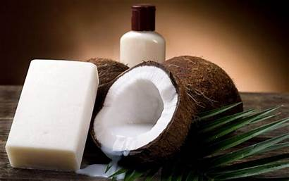Soap Coconut Walnut Wallpapers Spa Oil China