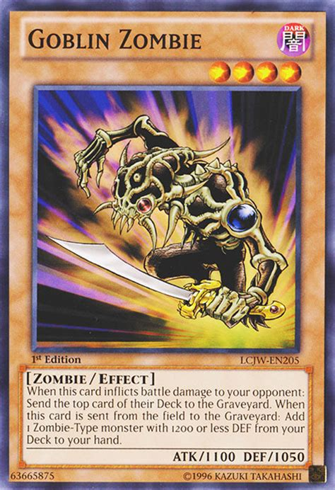 Goblin Zombie Yugioh