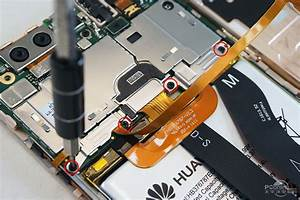 Huawei Honor V8 Teardown