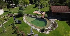 Construction Piscine Naturelle : construction d 39 une piscine naturelle quels mat riaux dossier ~ Melissatoandfro.com Idées de Décoration