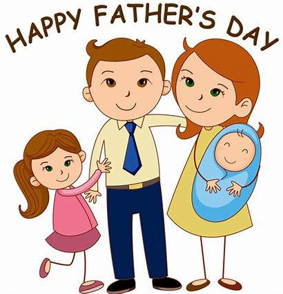 Clipart Fathers Cards Father Clip Happy Dad