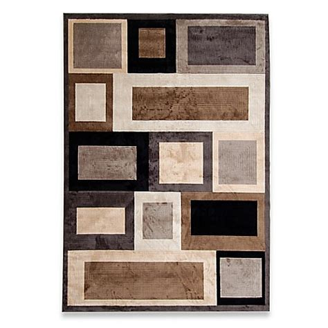 verona ice area rug  greybrown bed bath