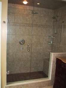 stand up shower designs for the home stand