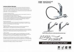 Aquaplumb 1558020 Single