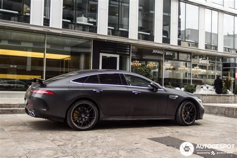 Gt 63 Amg by Mercedes Amg Gt 63 S X290 24 January 2019 Autogespot