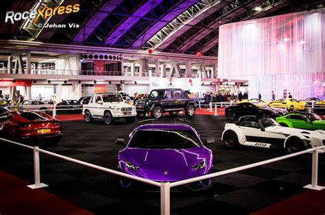 Allereerste International Amsterdam Motor Show In