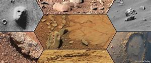 No, a Dinosaur Skull Hasn't Been Found on Mars: Why We See ...