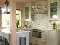 glass kitchen cabinets Glass Kitchen Cabinet Doors: Pictures & Ideas From HGTV | HGTV