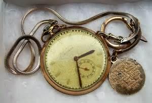 Swiss Army Pocket Watch