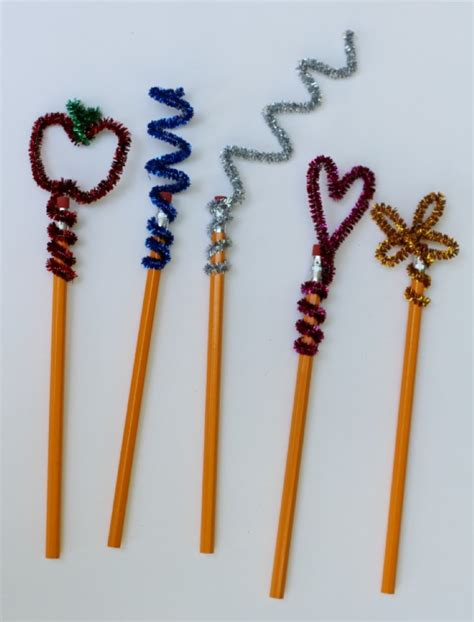 top  interesting pencil toppers