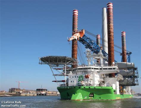 vessel details  sea installer platform imo