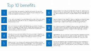 Top 10 Benefits Of Sharepoint 2013