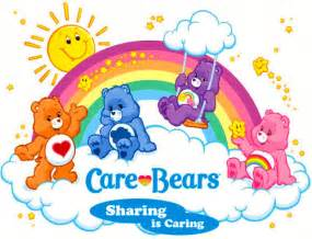 Sharing Is Caring Care Bears