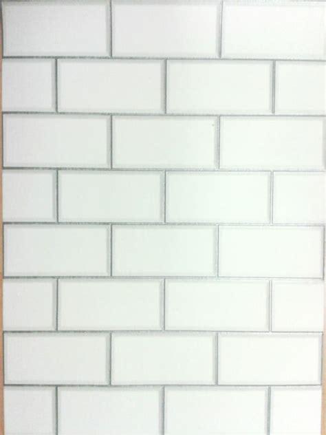 subway tile look wallpaper wallpapersafari
