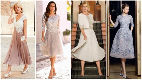 Mother Of The Bride Dresses : The Most Beautiful Mother Of The Bride Dresses For Stylish