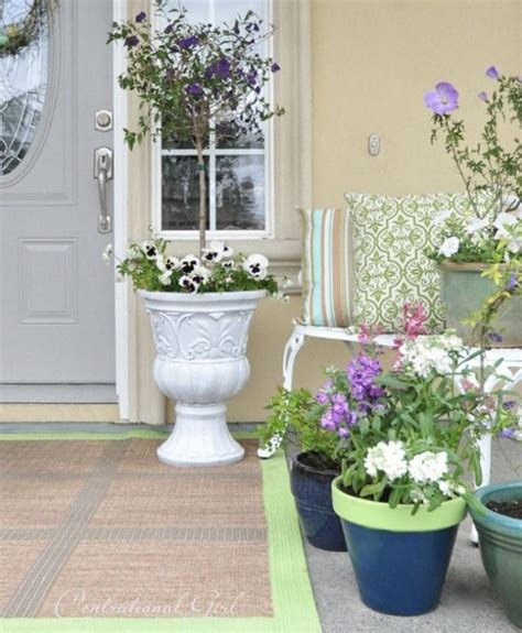 How Spruce Your Porch For Spring Ideas Digsdigs