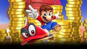 Fast Unlimited Coins In Super Mario Odyssey Nintendo Wire