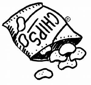 Clip Art Potato Chips Clipart - Clipart Suggest