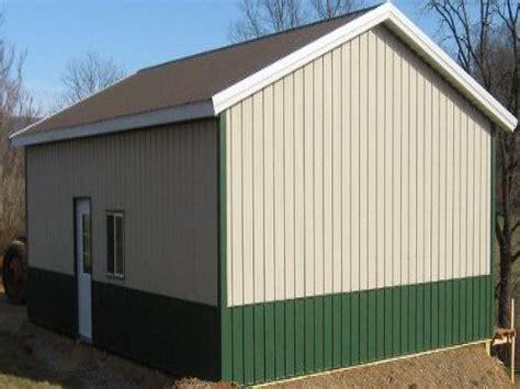 Modern Pole Barn, Pole Barns Kits Sale Prefabricated Pole