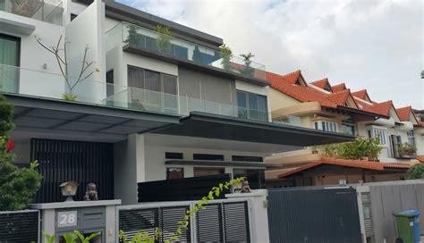 lim home design renovation works bungalow semi d home design and renovation hock tat building contractor pte ltd