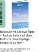 Douglas Rechnung : gratis geschenk von biotherm ~ Themetempest.com Abrechnung