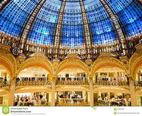 galeries lafayette siege social galeries lafayette royalty free stock photo image 31596835