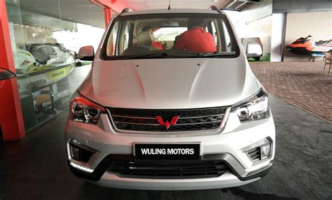 Wuling Confero Photo by Impression Preview Wuling Confero S 2017 Prototype